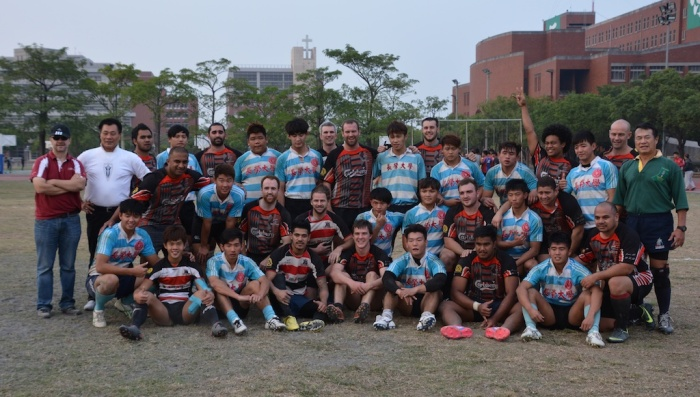 Taipei Baboons vs Chang Jung Christian University