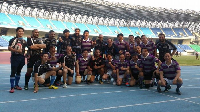 Kaohsiung 2015 Rugby Tournament